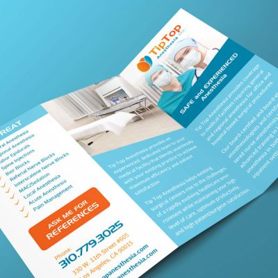 Get Modern Print-Ready Flyers And Brochures Designed For Your Business