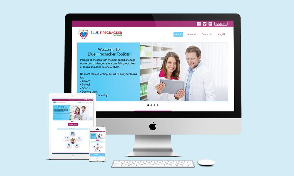 BFC LLC Responsive Website Design