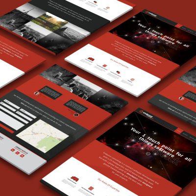 Get Custom Website Templates Designed For Your Brand (UI)