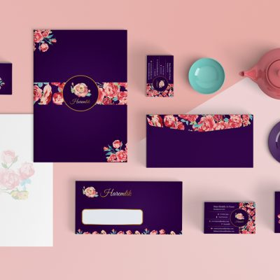 Get A Luxury Branding Package Designed For Your Brand