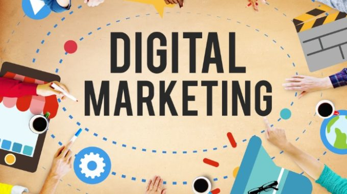 Top 5 Digital Marketing Trends Of 2018