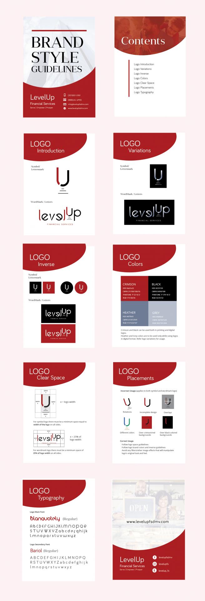 Levelup-BrandstyleGuide