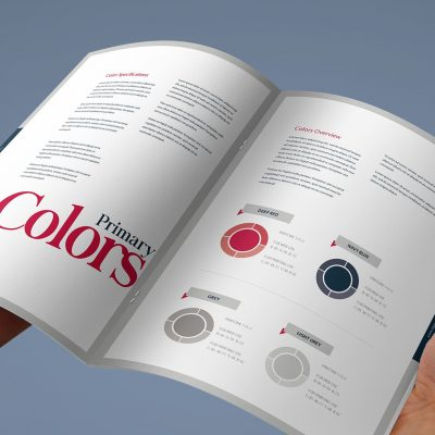Get A Professional Brand Style Guide Designed For Your Business