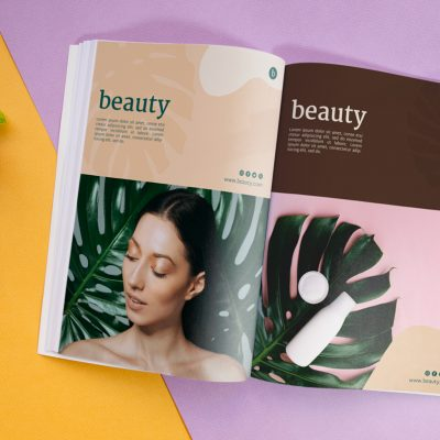 Get Print Ads Designed For Magazines And Newspapers